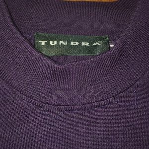 Tundra Men's Crewneck Sweater